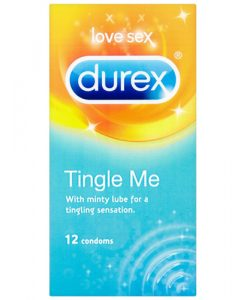 Durex Tingle Me Condoms (12 Pack)