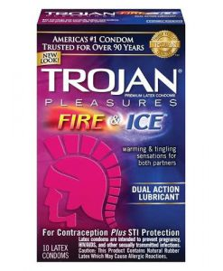 Trojan Fire and Ice (10 Pack)
