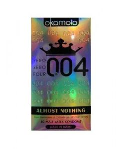 Okamoto 0.04 Condoms (12 Pack)