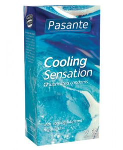Pasante Cooling Condoms (12 Pack)