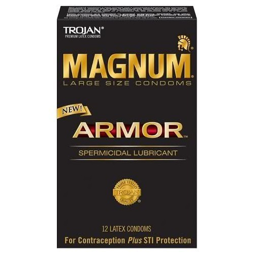 Trojan Armor Condoms (12 Pack)