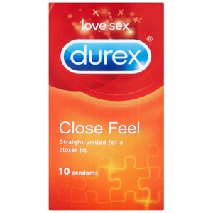 Durex Close Feel Condoms (12 Pack)