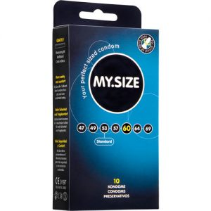 My Size 60mm Condoms (12 pack)