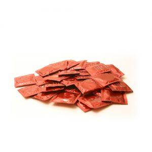 EXS Strawberry Sundae Condoms (6 pack)