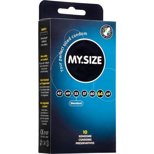 My Size 64mm Condoms (12 pack)