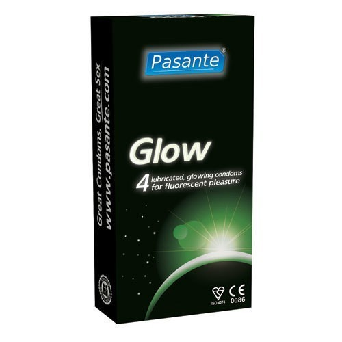 Pasante Glow Condoms (12 Pack)
