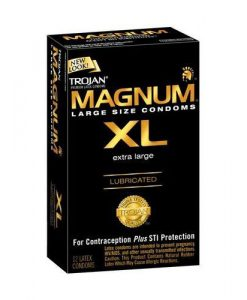 Trojan Magnum XL Condoms (12 pack)