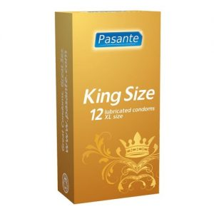 Pasante King Size Condoms (12 Pack)