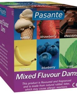 Pasante Mixed Flavour Dams (6 Pack)