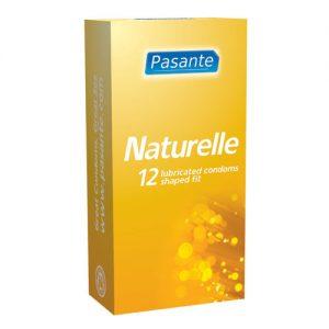 Pasante Naturelle Condoms (12 Pack)