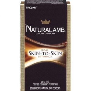 Naturalamb Lambskin Condoms (9 pack)