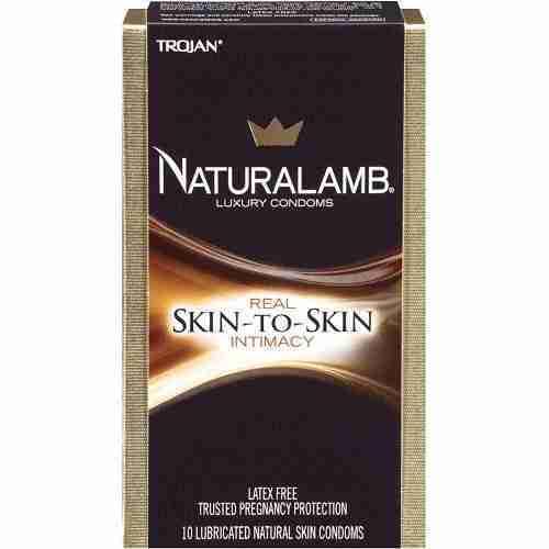 Naturalamb Lambskin Condoms (9 pack)