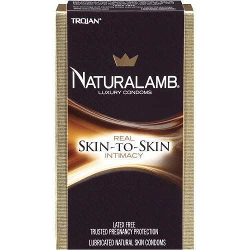 Naturalamb Lambskin Condoms (3 pack)