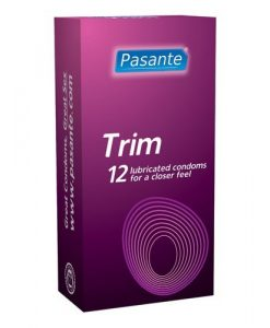 Pasante Trim Condoms (12 Pack)