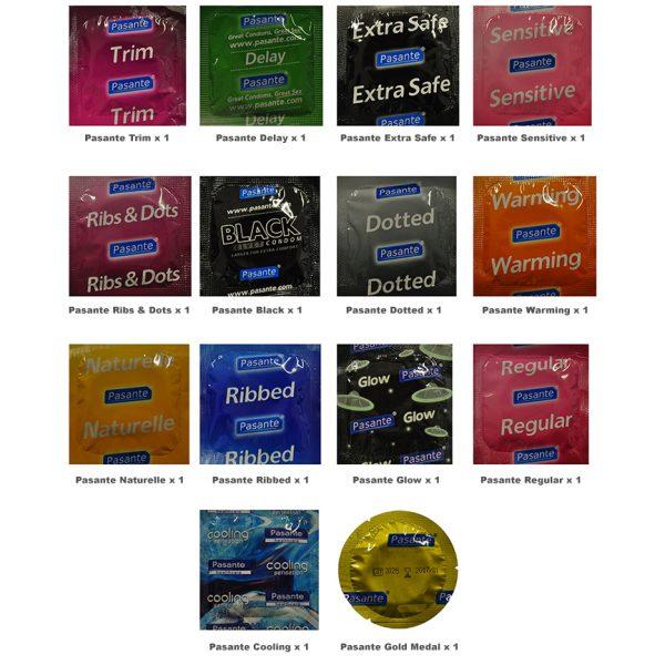 Pasante Trial Pack (14 Pack)
