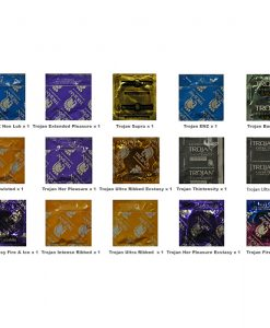 Trojan Condoms Trial Pack (15 Pack)