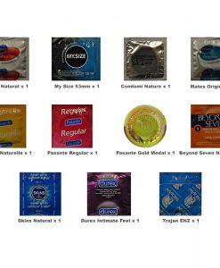 Regular Condoms Trial Pack (11 Pack)