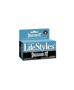 LifeStyles Snugger Fit Condoms (12 Pack)