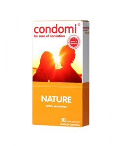Condomi Nature Condoms (10 pack)