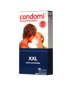 Condomi XXL Condoms (10 pack)