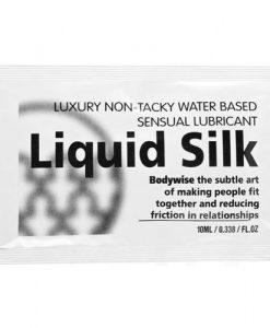 Liquid Silk 10ml Sachets (12 pack)