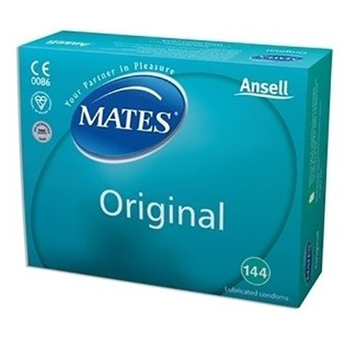 Mates Original Bulk Condoms (288 Pack)