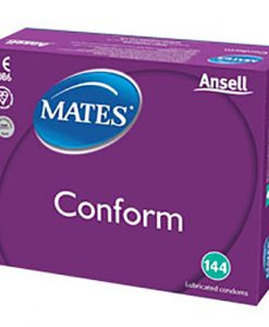 Mates Conform Bulk Condoms (288 Pack)