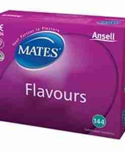 Mates Flavours Bulk Condoms (288 Pack)