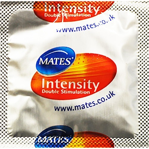 Mates Intensity Bulk Condoms (288 Pack)