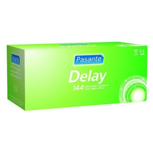 Pasante Delay Bulk Condoms (288 Pack)