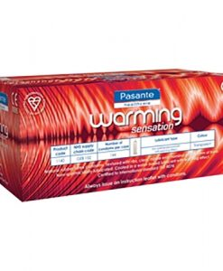 Pasante Warming Bulk Condoms (288 Pack)