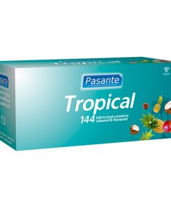 Pasante Tropical Bulk Condoms (288 Pack)