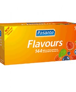 Pasante Flavours Bulk Condoms (288 Pack)