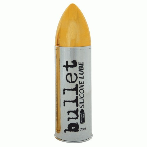 Pasante Bullet Silicone Lube 75ml