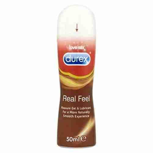 Durex Real Feel 50ml Lubricant