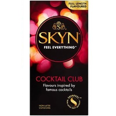 Mates Skyn Cocktail Club Condoms (10 Pack)