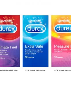 Durex Value Pack (36 Pack)