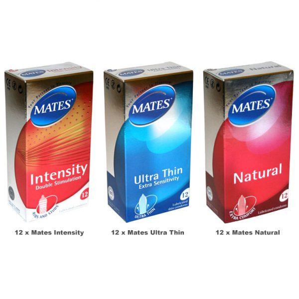 Mates Value Pack (36 Pack)