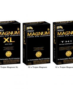 Trojan Magnum Value Pack (36 Pack)
