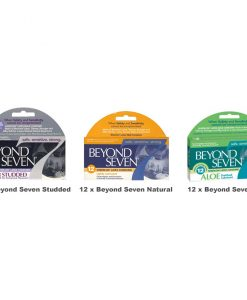 Beyond Seven Condoms Value Pack (36 Pack)