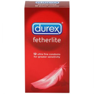 Durex Fetherlite Condoms (12 pack)