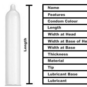 Durex Fetherlite Condoms (12 pack)