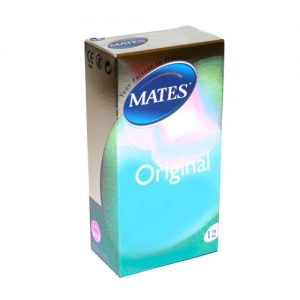 Mates Original Condoms (12 Pack)