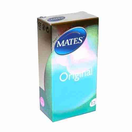 Mates Original Condoms (12 Pack)
