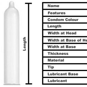 Durex Taste Me Condoms (12 Pack)