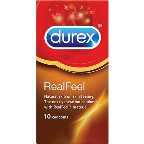 Durex Real Feel Condoms (10 Pack)