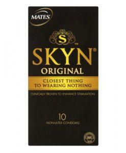 Mates Skyn Original Condoms (10 pack)
