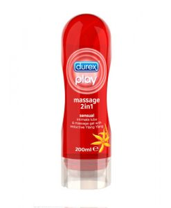 Durex Play Sensual Massage 2in1 200ml