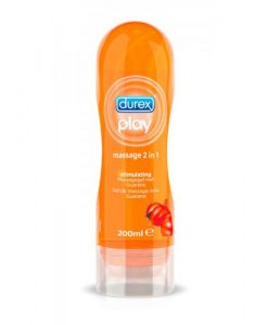 Durex Play Stimulating Massage 2in1 200ml