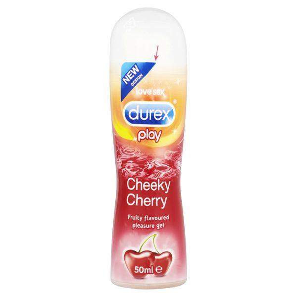 Durex Play Cheeky Cherry 50ml
